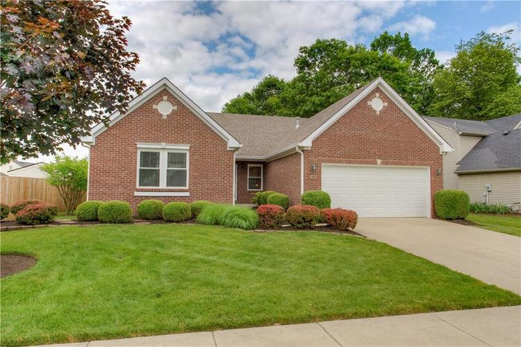 12713 GUNNISON Drive Indianapolis, IN 46236   MLS 21647245   photo 33