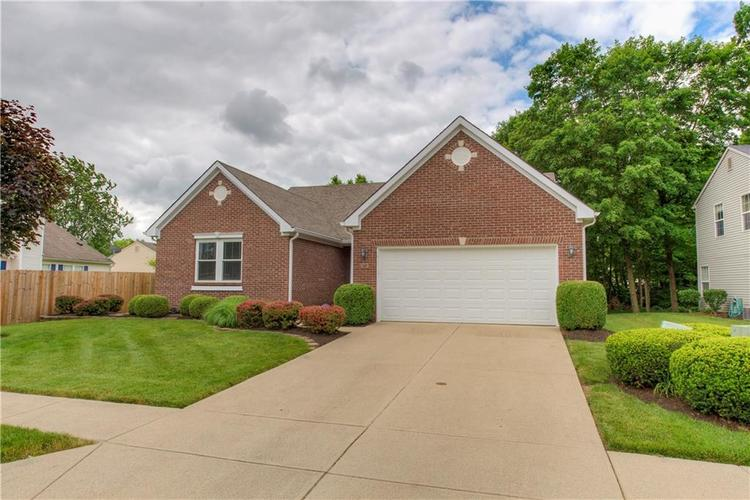 12713 GUNNISON Drive Indianapolis, IN 46236   MLS 21647245   photo 34