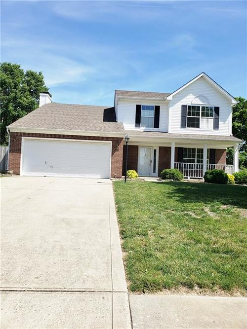 3834 Cherry Blossom Boulevard Indianapolis, IN 46237   MLS 21647278   photo 1