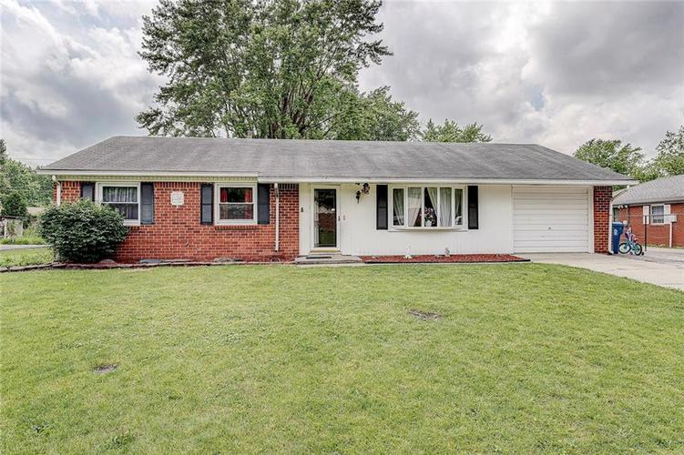 1736  Fogelson Drive Indianapolis, IN 46229 | MLS 21647320