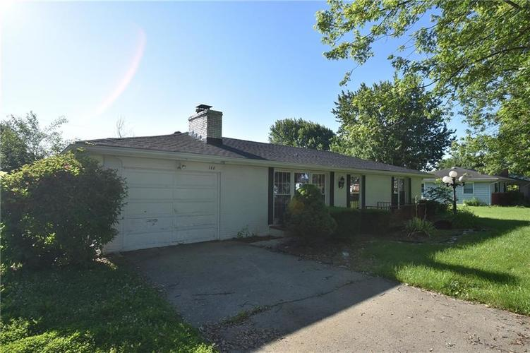 146 S Clearview Drive New Castle, IN 47362 | MLS 21647322
