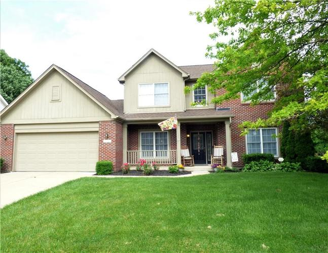 1345  Northern Valley Trail Avon, IN 46123 | MLS 21647347