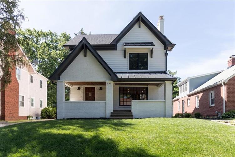 135 W 44th Street Indianapolis IN 46208 | MLS 21647426 | photo 1