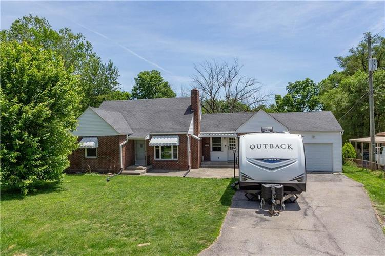 6805  HOMESTEAD Drive Indianapolis, IN 46227 | MLS 21647452