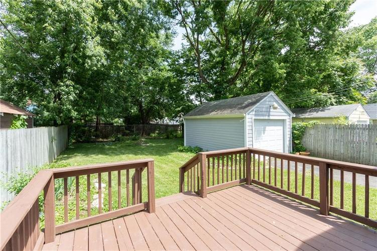 4941 N RALSTON Avenue Indianapolis, IN 46205 | MLS 21647462 | photo 15