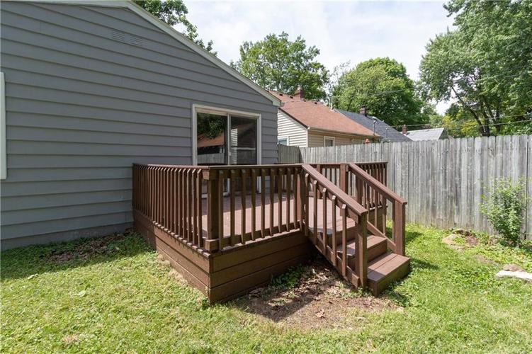 4941 N RALSTON Avenue Indianapolis, IN 46205 | MLS 21647462 | photo 16