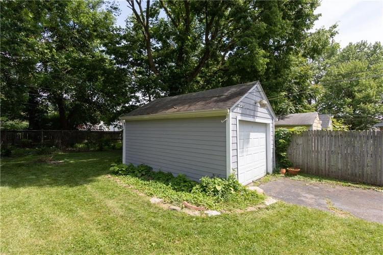 4941 N RALSTON Avenue Indianapolis, IN 46205 | MLS 21647462 | photo 17