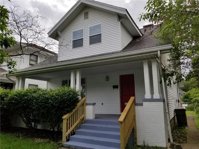 1226 N Parker Avenue Indianapolis, IN 46201 | MLS 21647467 | photo 1