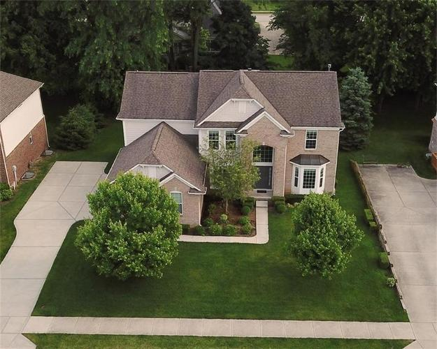 5973  Osage Drive Carmel, IN 46033 | MLS 21647493