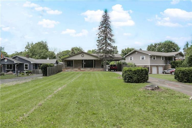 4126 E Pleasant Run Parkway North Drive Indianapolis, IN 46201 | MLS 21647601 | photo 25