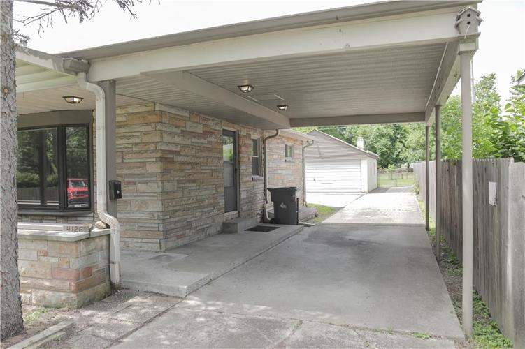 4126 E Pleasant Run Parkway North Drive Indianapolis, IN 46201 | MLS 21647601 | photo 26