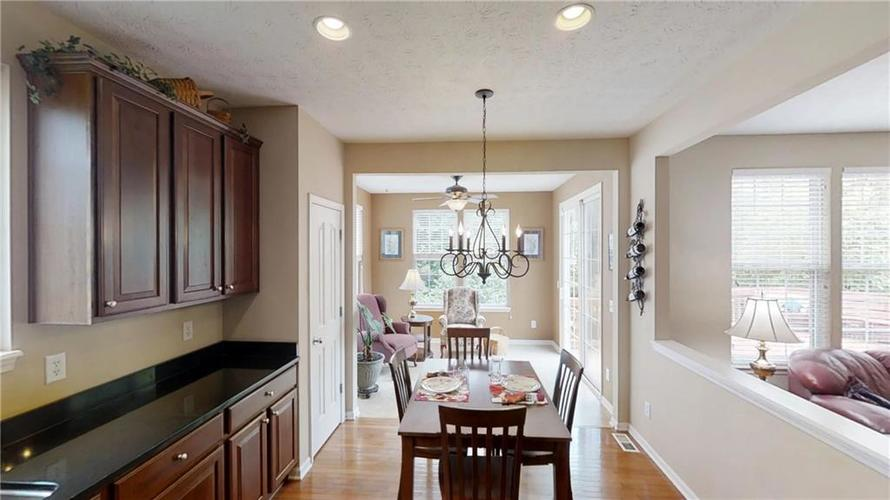 13133 Cresswell Place Fishers, IN 46037   MLS 21647639   photo 12