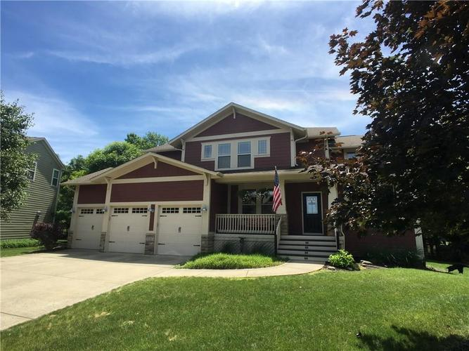 5221  Greenheart Drive Indianapolis, IN 46237 | MLS 21647642