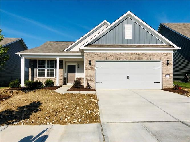 4863 Silverbell Drive Plainfield, IN 46168 | MLS 21647739 | photo 1