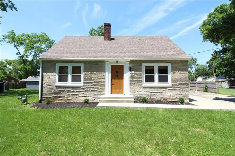 5140 S State Avenue Indianapolis, IN 46227 | MLS 21647795 | photo 1