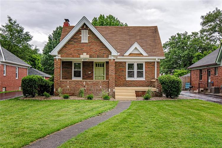6073 E 10th Street Indianapolis, IN 46219 | MLS 21647822 | photo 1