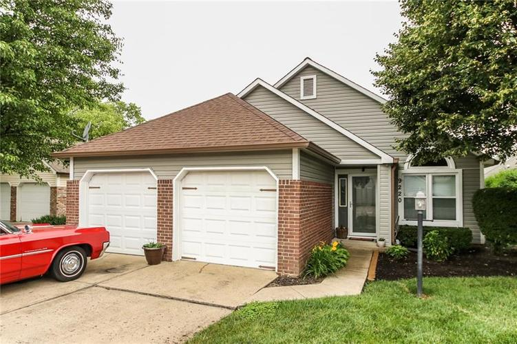9220 Steeplechase Drive Indianapolis, IN 46250 | MLS 21647856 | photo 1