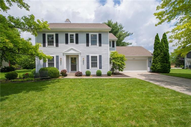 1450  Lancaster Lane Zionsville, IN 46077 | MLS 21647882