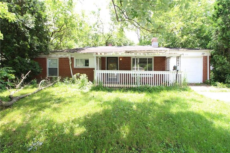 3732  Decamp Drive Indianapolis, IN 46226 | MLS 21647914