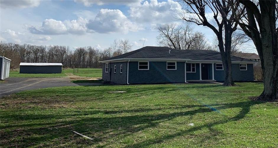 9161 W CR 550 S Road Daleville, IN 47334 | MLS 21647968