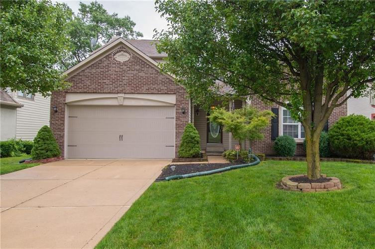 9917  Fountain Cove Lane Indianapolis, IN 46236 | MLS 21647992