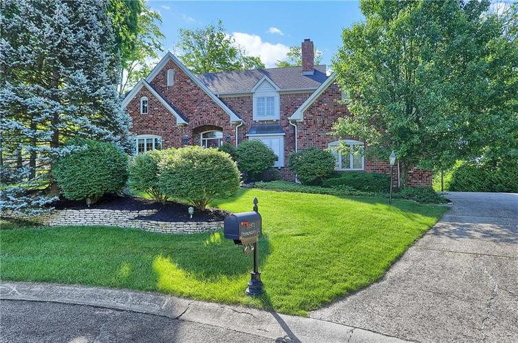 11971 Promontory Court Indianapolis, IN 46236 | MLS 21648024 | photo 1