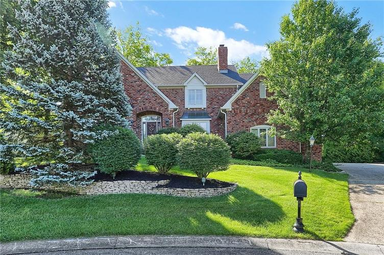 11971 Promontory Court Indianapolis, IN 46236 | MLS 21648024 | photo 2