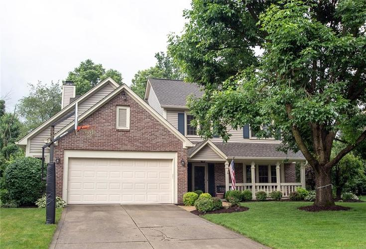 9812 Logan Lane Fishers, IN 46037 | MLS 21648038 | photo 1