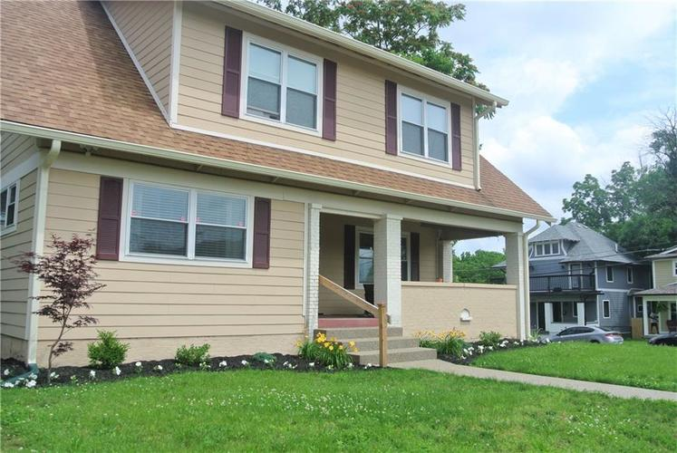 3201  Ruckle Street Indianapolis, IN 46205 | MLS 21648102