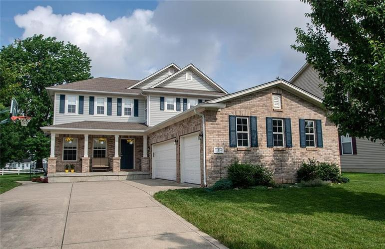 11314 Candice Drive Fishers, IN 46038 | MLS 21648103 | photo 1