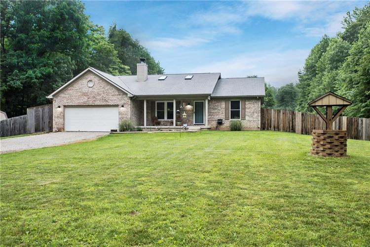 9257 S County Road 750 E Cloverdale, IN 46120 | MLS 21648145 | photo 1