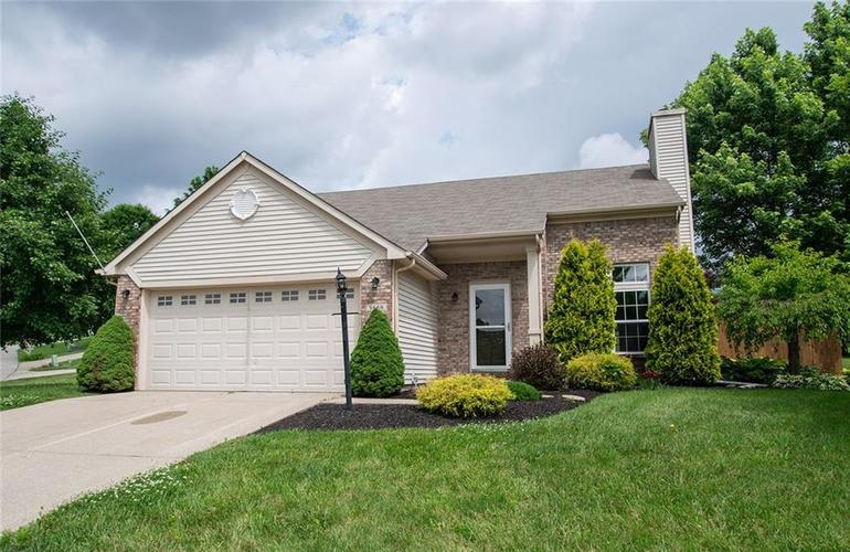 9660  OVERCREST Drive Fishers, IN 46037 | MLS 21648251