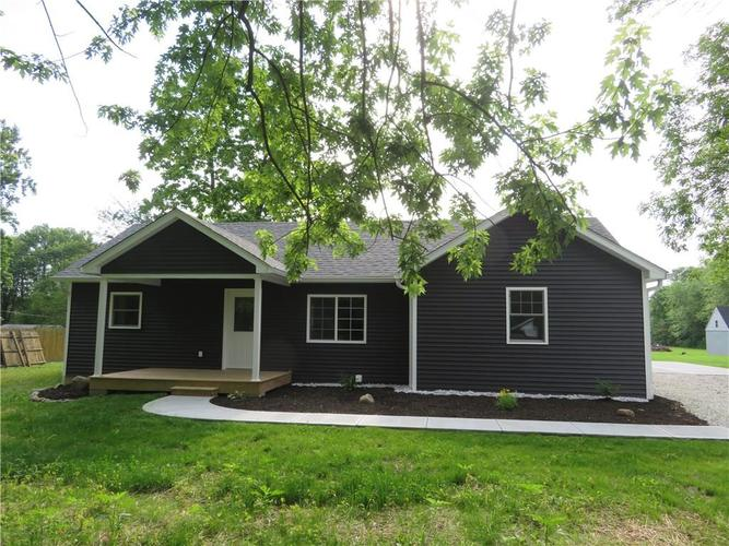 12911 N Paddock Road Camby, IN 46113 | MLS 21648262