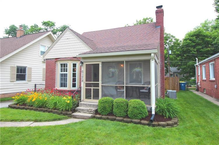 6178 Rosslyn Avenue Indianapolis, IN 46220 | MLS 21648279 | photo 22