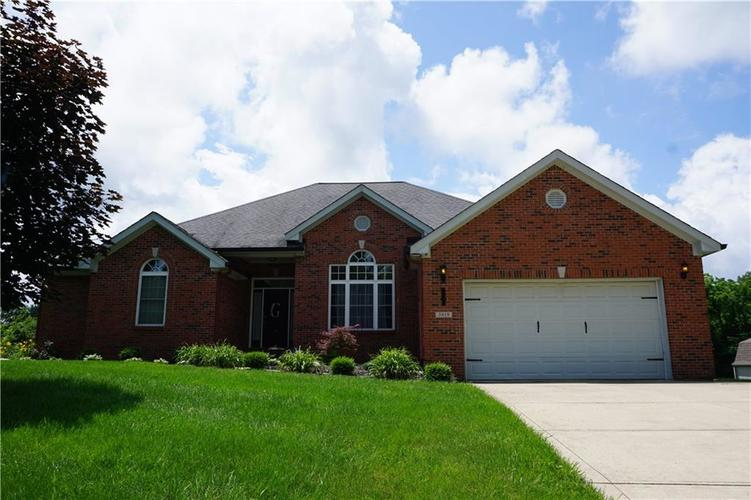 3019  Sand Creek Trail Martinsville, IN 46151 | MLS 21648302