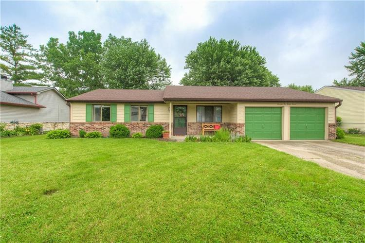 7627  Inverness Drive Indianapolis, IN 46237 | MLS 21648320