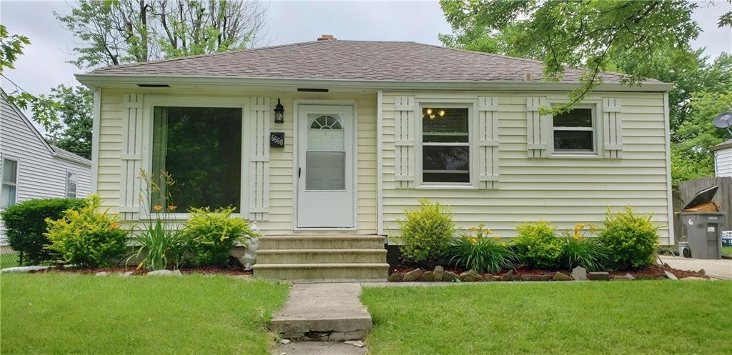 6660 E 18th Street Indianapolis, IN 46219 | MLS 21648345 | photo 1