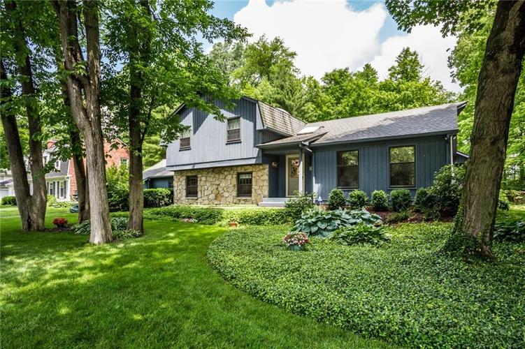 1440  Brewster Road Indianapolis, IN 46260 | MLS 21648376