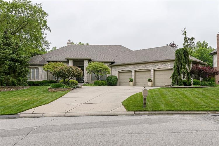 11740 ADMIRALS LANE Indianapolis, IN 46256 | MLS 21649408 | photo 1