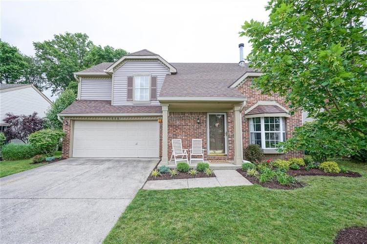 11028  Oakridge Drive Fishers, IN 46038 | MLS 21649456