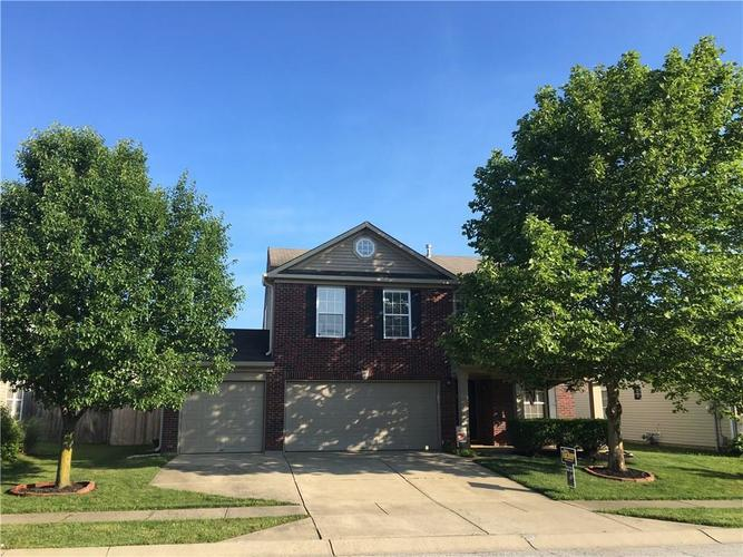 5612  Grassy Bank Drive Indianapolis, IN 46237 | MLS 21649459