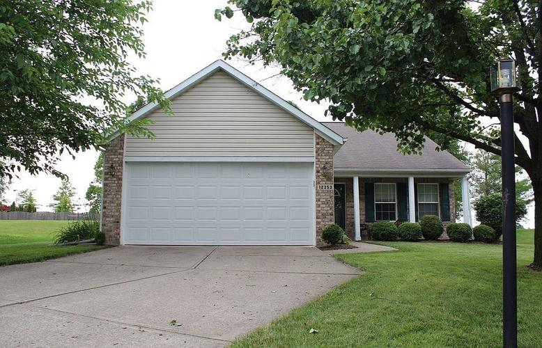 12353 Driftstone Drive Fishers, IN 46037 | MLS 21649480 | photo 1