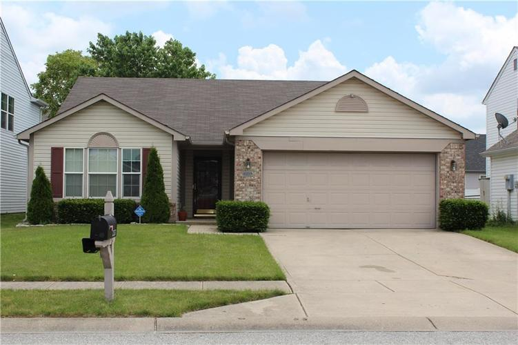 2337  Real Quiet Drive Indianapolis, IN 46234 | MLS 21649495
