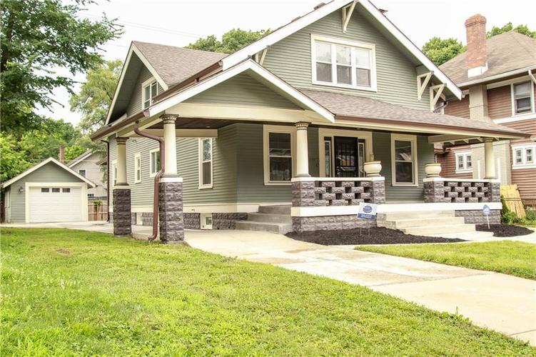 3310 N Broadway Street Indianapolis, IN 46205 | MLS 21649501