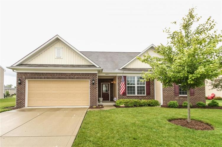 8875  Homewood Drive Brownsburg, IN 46112 | MLS 21649572