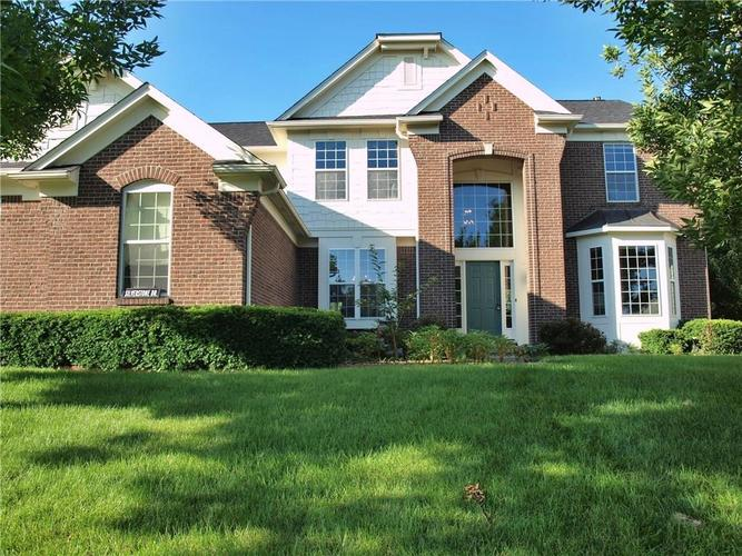 13538 Silverstone Drive Fishers, IN 46037 | MLS 21649577 | photo 1