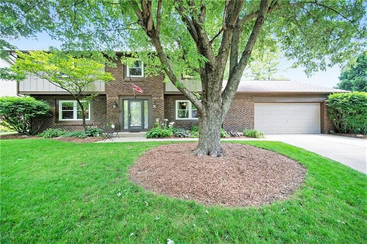 9229 Colgate Street Indianapolis, IN 46268 | MLS 21649675 | photo 1