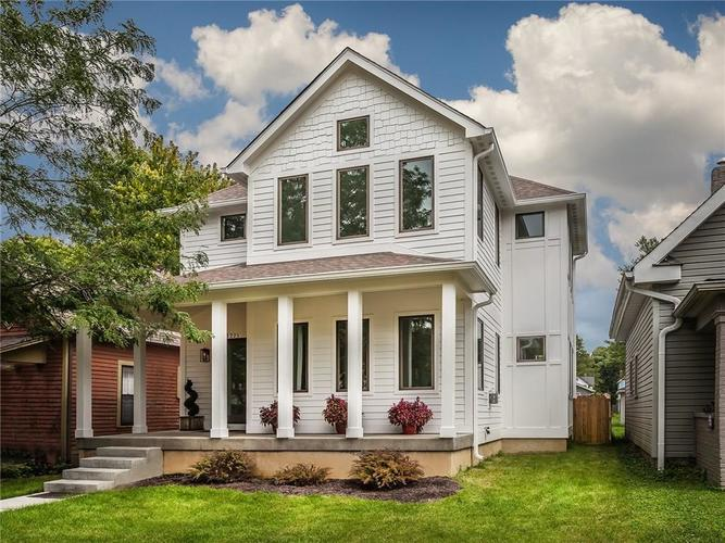 1221 N Beville Avenue Indianapolis, IN 46201 | MLS 21649728