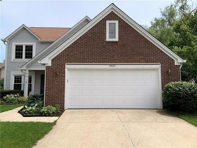 8420 Metzger Court Indianapolis, IN 46256 | MLS 21649737 | photo 1