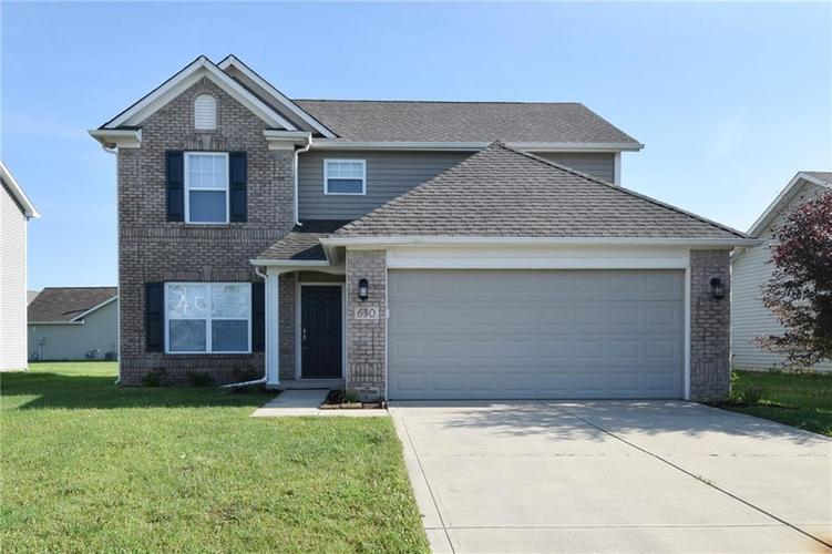 630 Albermarle Drive Pittsboro, IN 46167 | MLS 21649754 | photo 1